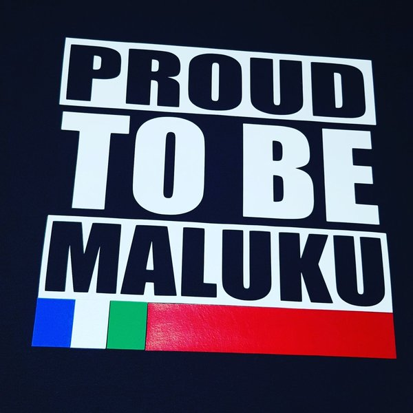 Proud to be Maluku
