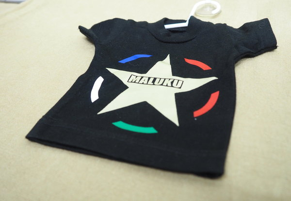 Minishirt Maluku star