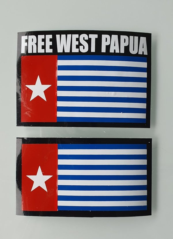 Stickers - West Papua