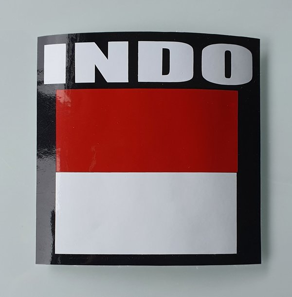 Stickers - Indo