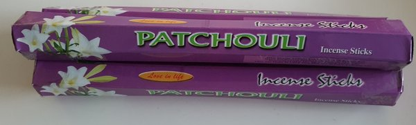 Patchouli - Love in life